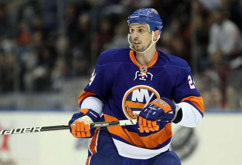 RADEK MARTINEK, Islanders Defenseman Contract: UFA this summer,