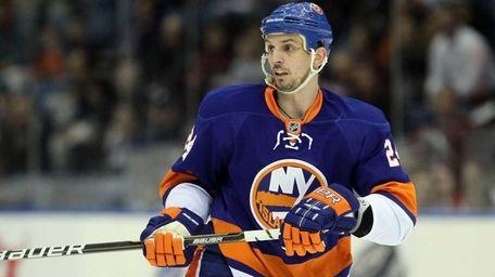 RADEK MARTINEK, Islanders Defenseman Contract: UFA this summer,