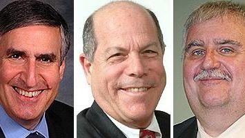 Harold Jurist, Larry Slatky and Robert W. Schwarz.