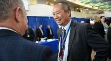 LIRR president Phil Eng, above in June, took