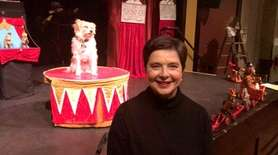 Isabella Rossellini will be at the Gateway Playhouse