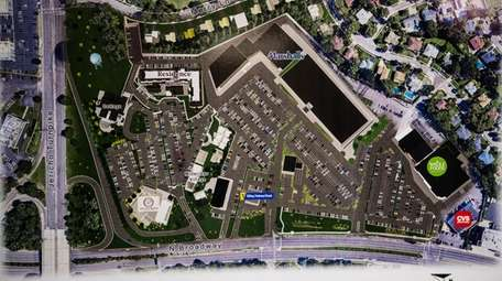 Plans unvieled at a heated Oyster Bay town