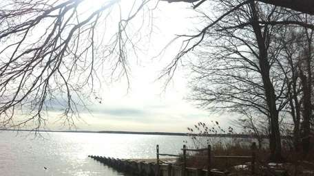 A view of the Peconic Bay from Bay