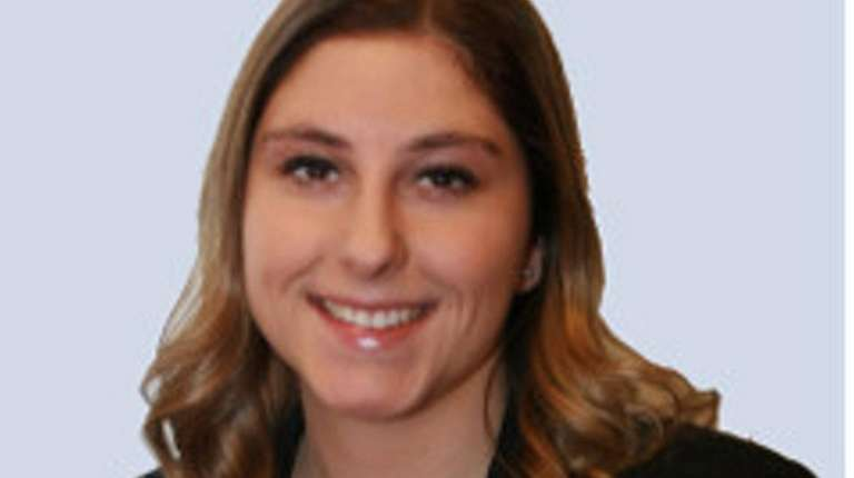 Brianna Pisano of Levittown has been promoted to