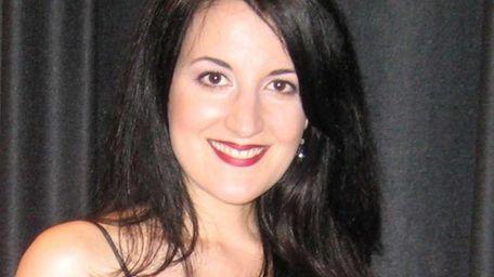 East Northport music teacher Rebecca Posteraro.