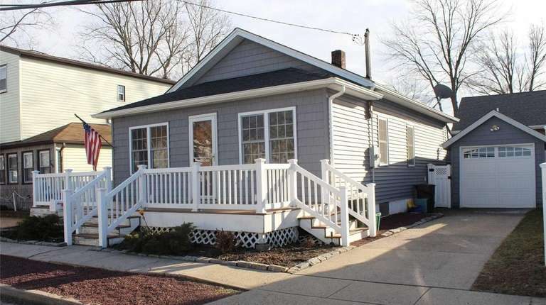 This East Rockaway home is listed for $335,000.