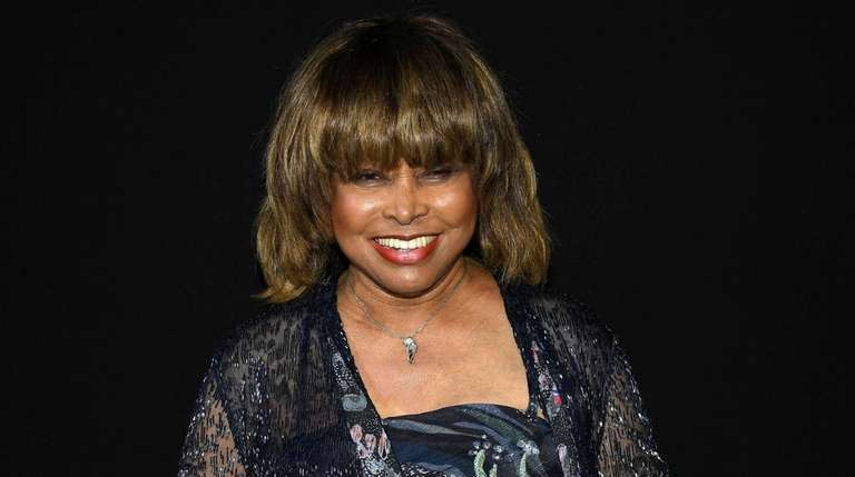 A musical about Tina Turner, above, will make