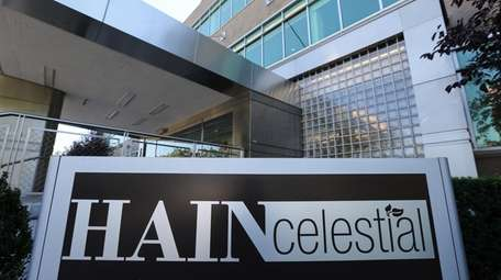 Hain Celestial posted a net loss for the