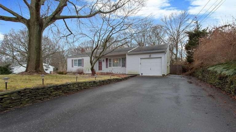 This Ronkonkoma ranch is listed for $289,000.