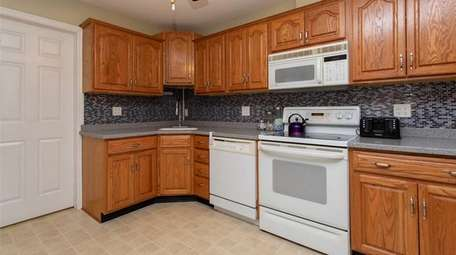 This Ronkonkoma home's kitchen.
