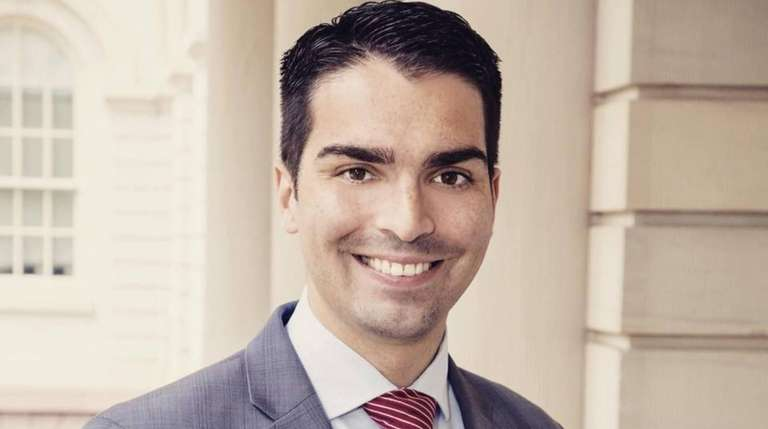 Eric Ulrich is running for public advocate.