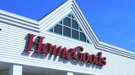 A HomeGoods store in the Merrick Commons Shopping