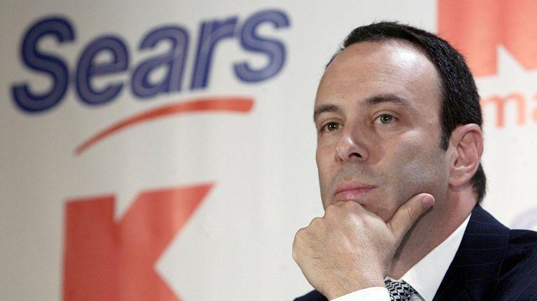 Sears Chairman Eddie Lampert, seen on Nov. 17,