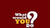 What would you do TV logo