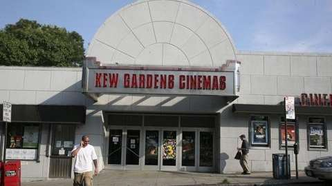 Kew gardens movie theater