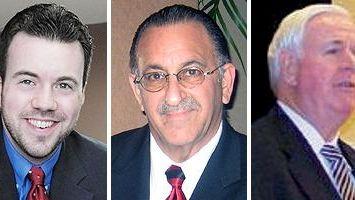 Michael Hanley, Neil E. Sterrer and Robert Callaghan