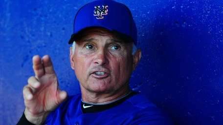 Terry Collins passionately told the Mets that they