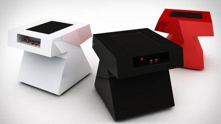 Arcade Tables. (Undated)