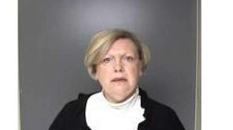 Former American Red Cross employee Deborah Leggio was