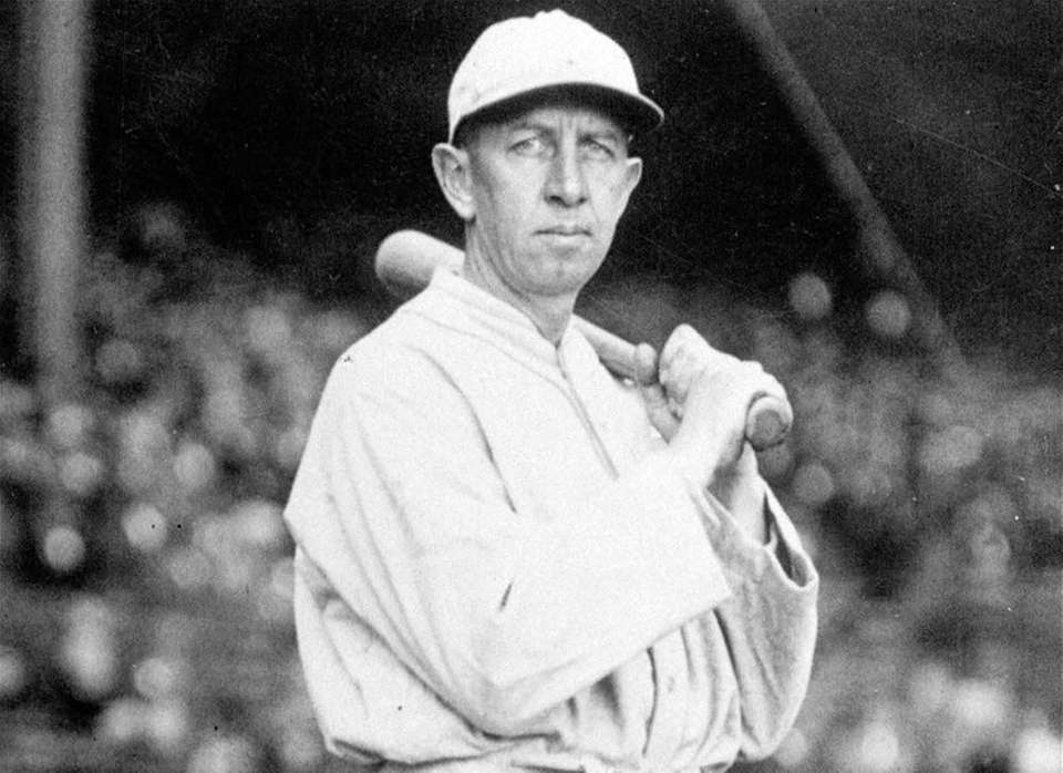 EDDIE COLLINS, 3,315 career hits 25 seasons, 1906-30