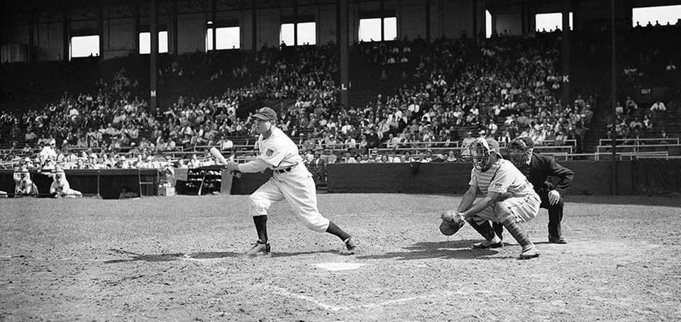 16) PAUL WANER, 3,152 career hits 20 seasons,