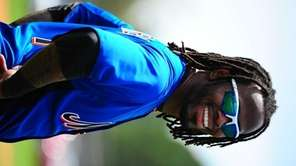 Jose Reyes during spring training workout at Digital