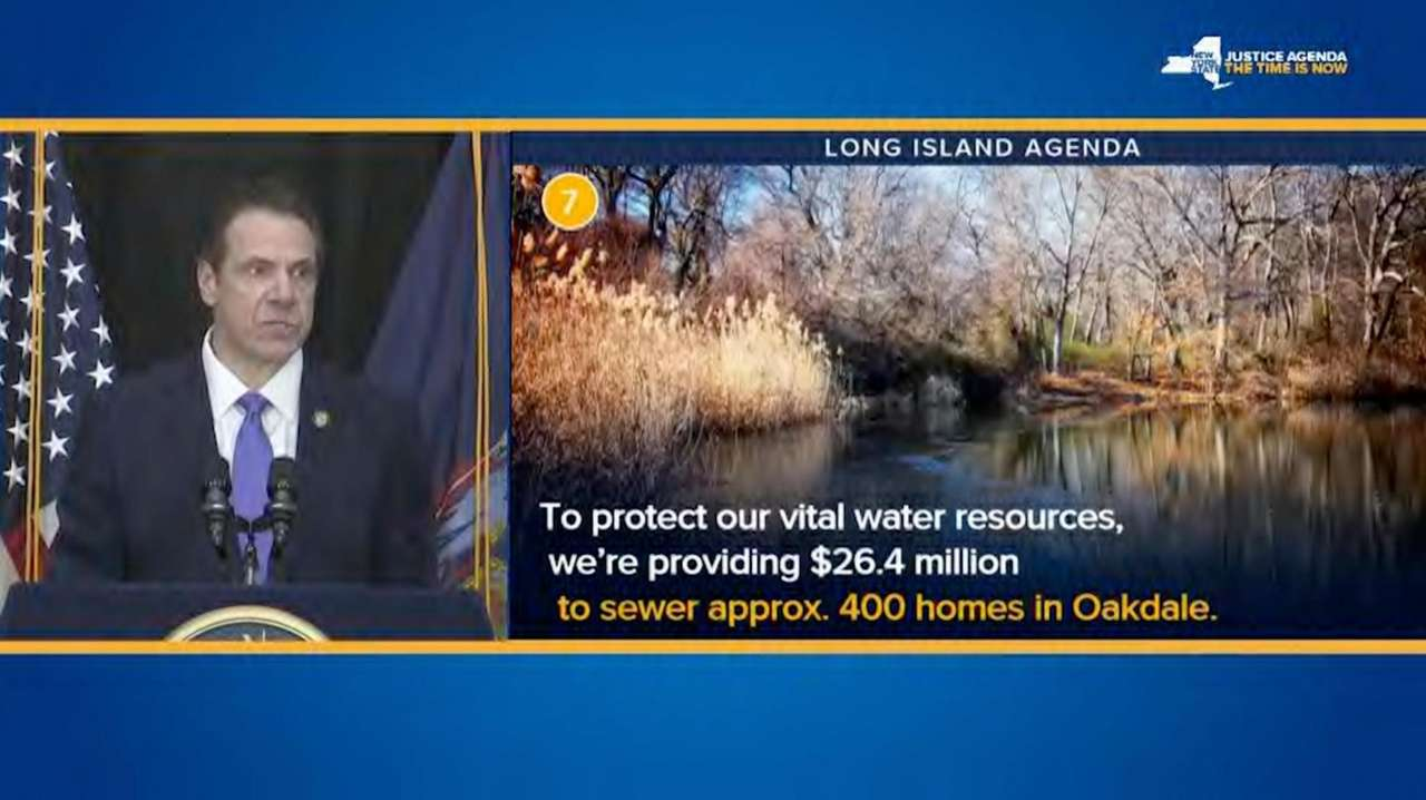 On Friday Gov. Andrew M. Cuomo announced at