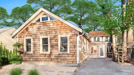 This Sag Harbor home is listed for $795,000.