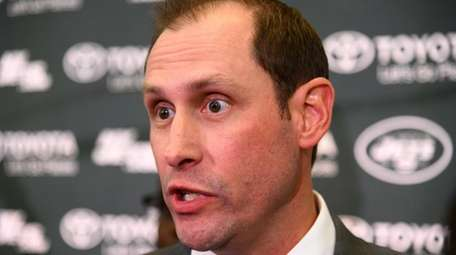 Adam Gase, the new head coach for the