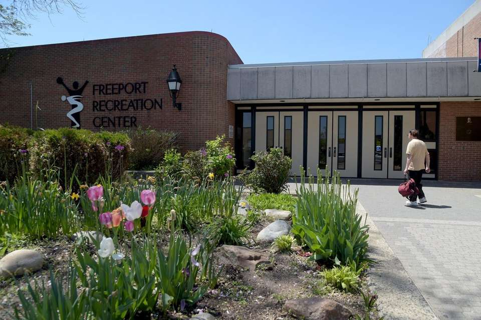 """The Freeport Recreation Center for a """"Buying In."""""""