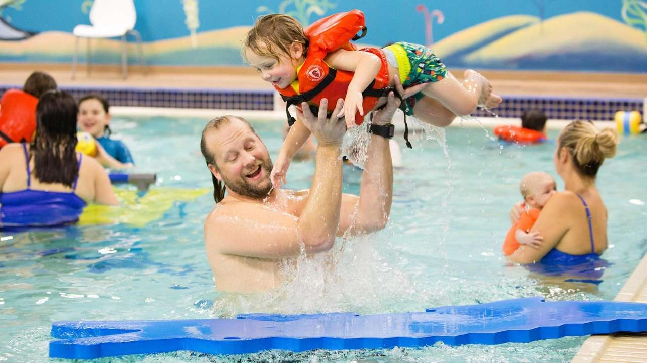 Long Island indoor pools great for kids, no membership ...
