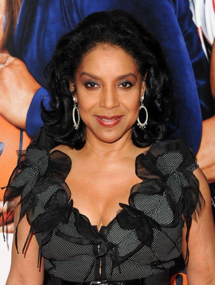 PHYLICIA RASHAD In 2004, Phylicia Rashad became the