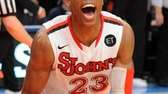 FEB. 21, 2011: NATIONALLY RANKED St. John's earned
