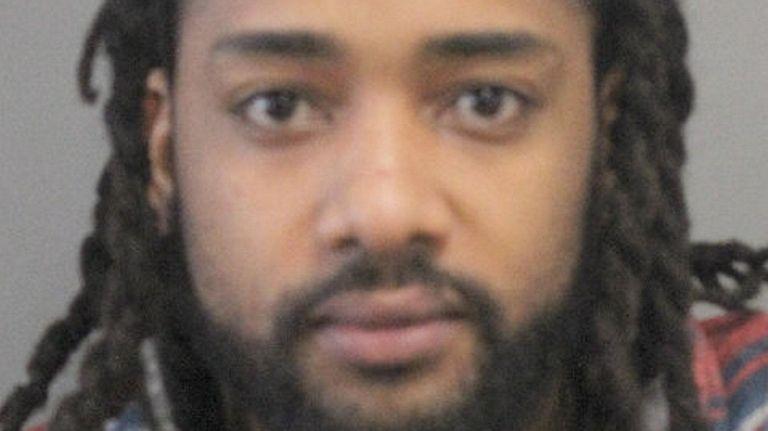 Henri Daniel Jr. of Allentown, Pa., was arrested