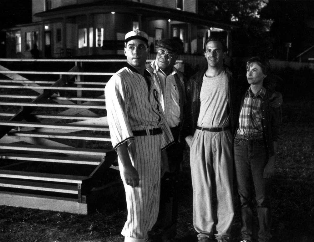 FIELD OF DREAMS (1989) Shoeless Joe Jackson was