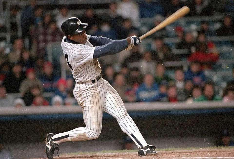 25 seasons, 1979-2003 The best leadoff hitter of
