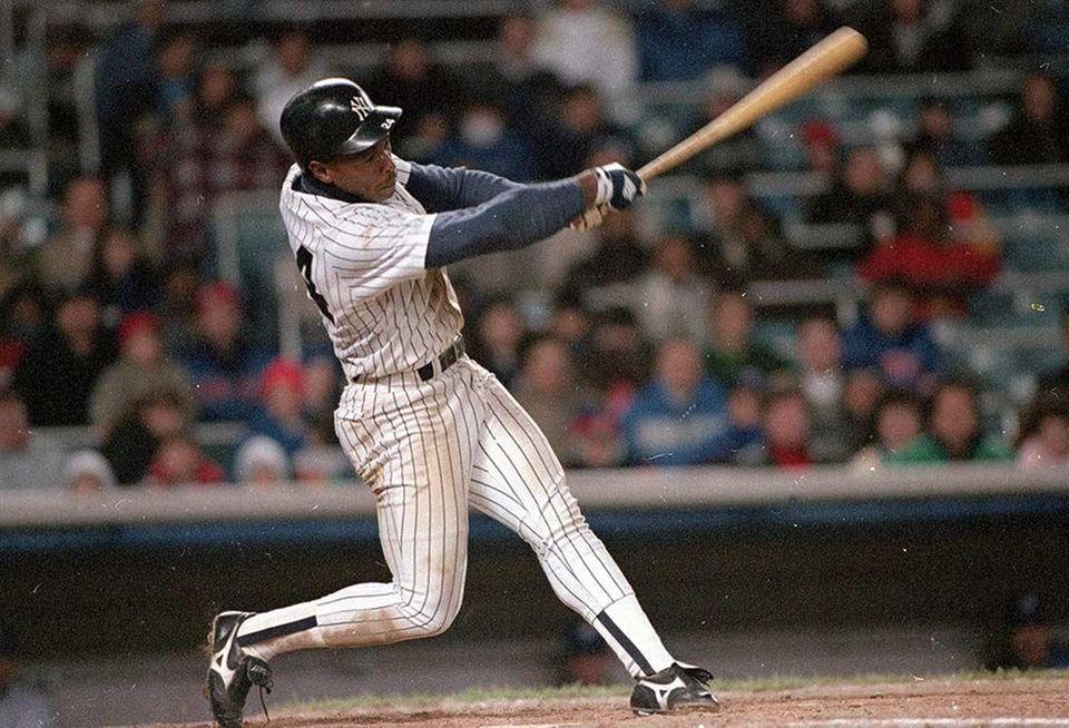 25 seasons, 1979-2003 The best leadoff hitter of
