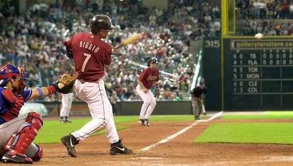 20) CRAIG BIGGIO, 3,060 career hits 20 seasons,