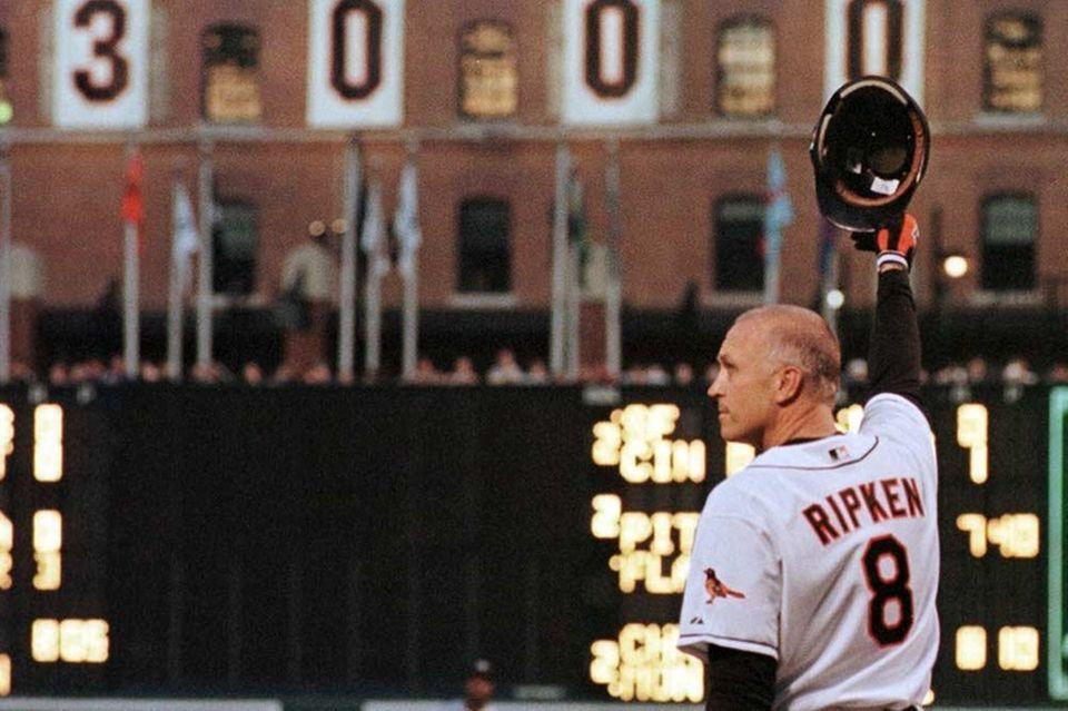21 seasons, 1981-2001 Best remembered as baseball's top