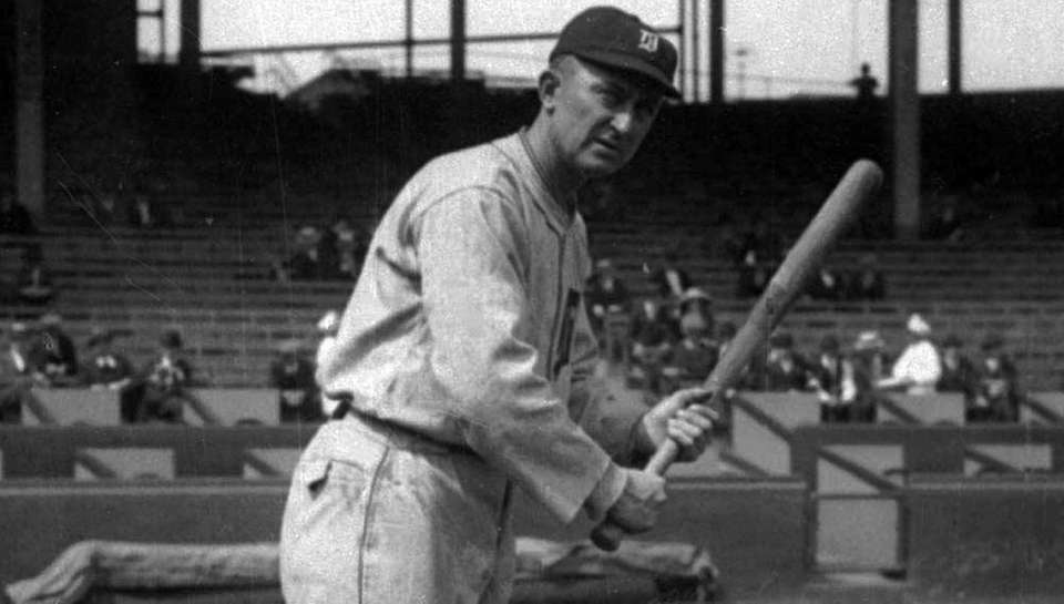 TY COBB, 4,191 career hits 24 seasons, 1905-28