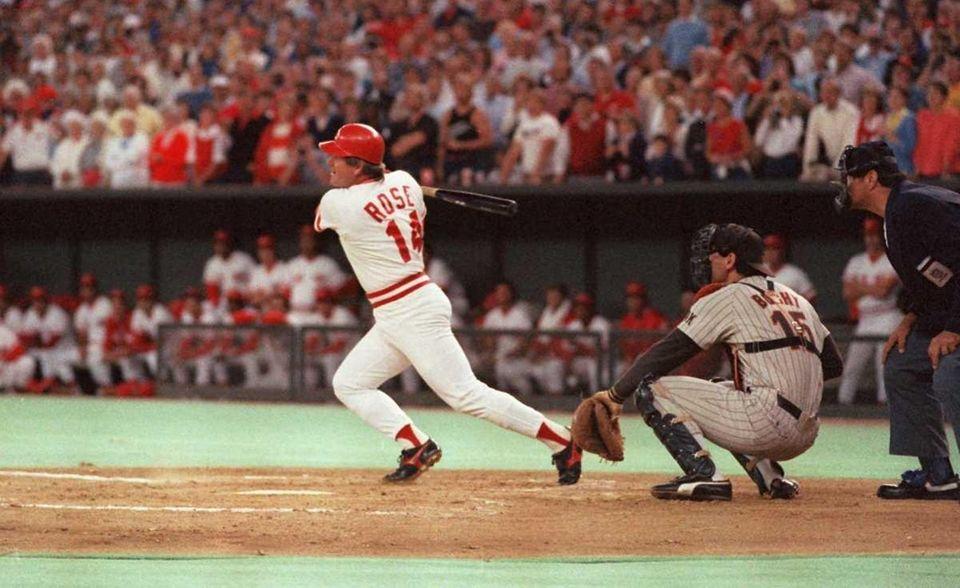 24 seasons, 1963-86 Baseball's all-time hits king, a.k.a.