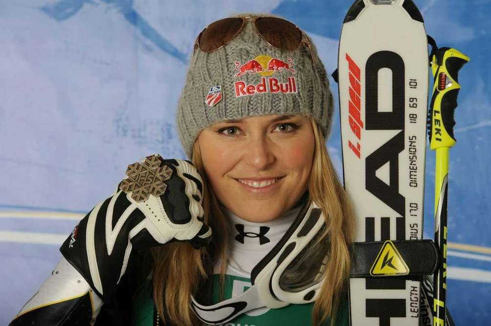 Lindsey Vonn of the United States of America