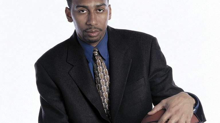 File photo of Stephen A. Smith