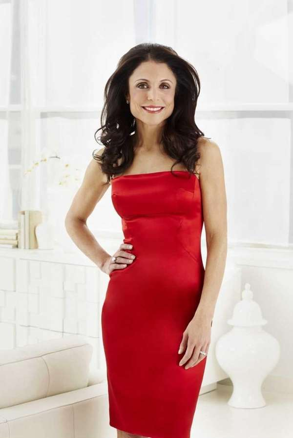 Pictured: Bethenny Franke stars in Bravo's Season 2