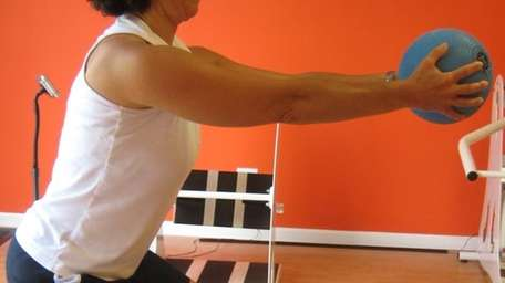 Physical Therapy and Beyond owner Cindi Lattanzio is