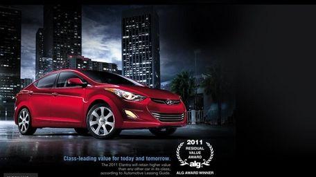 Hyundai's 2011 Elantra