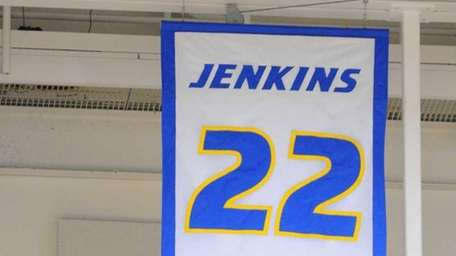 The number of Hofstra University senior #22 Charles