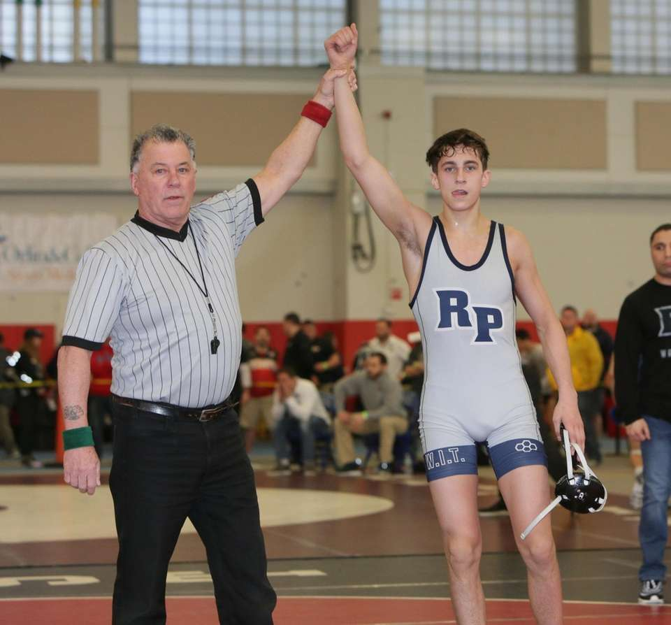 Logan Sciotto  ​​​​​​Rocky Point 132 pounds