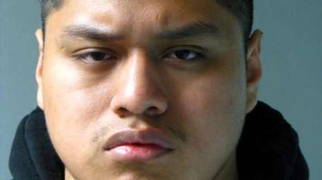 Daniel Perez, 20, of Queens, was charged with