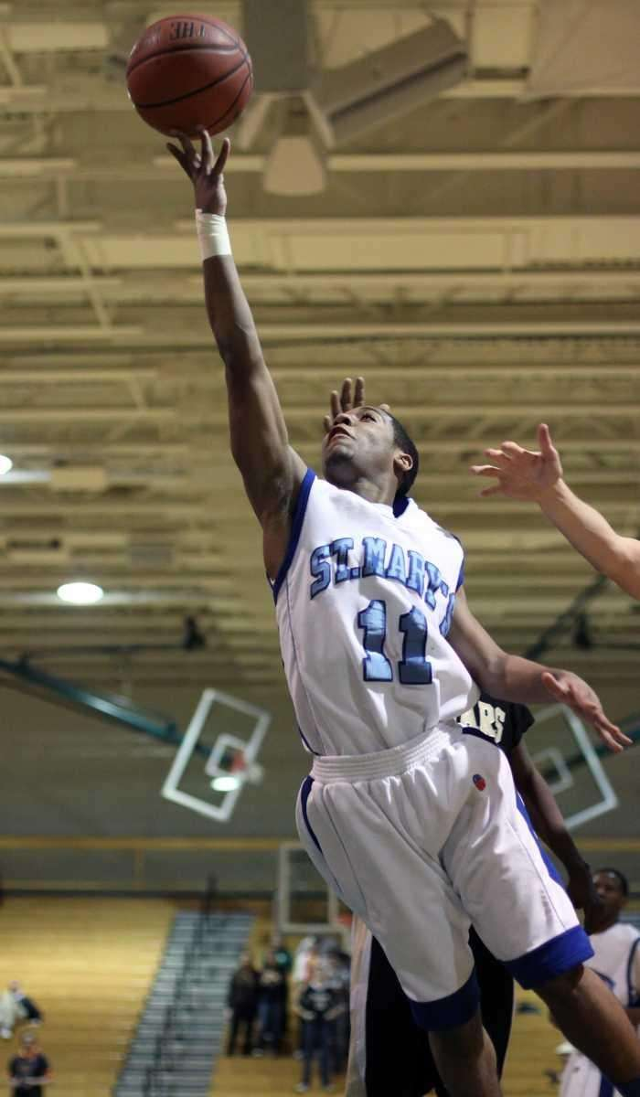 Full extension for St. Mary's Dante Agnew who